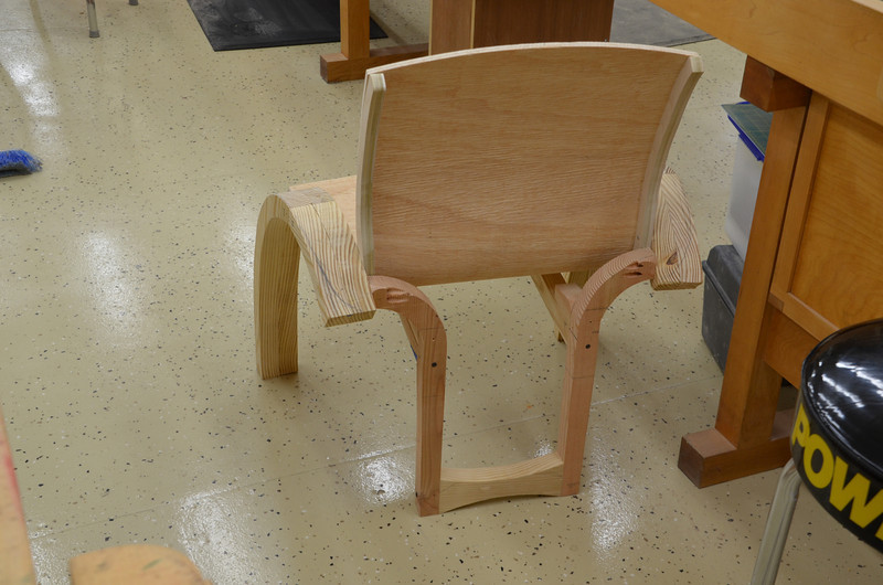 Designing Chairs w Fortune 70