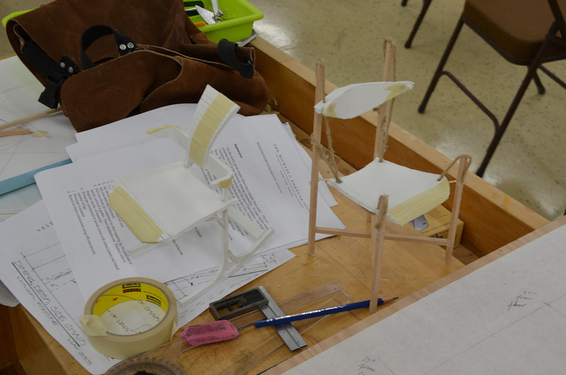 Designing Chairs w Fortune 10