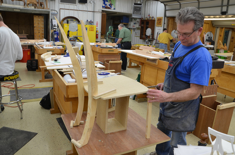 Designing Chairs w Fortune 55
