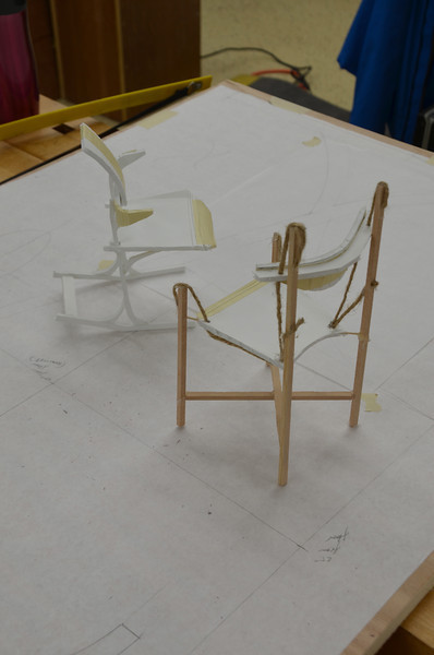 Designing Chairs w Fortune 13