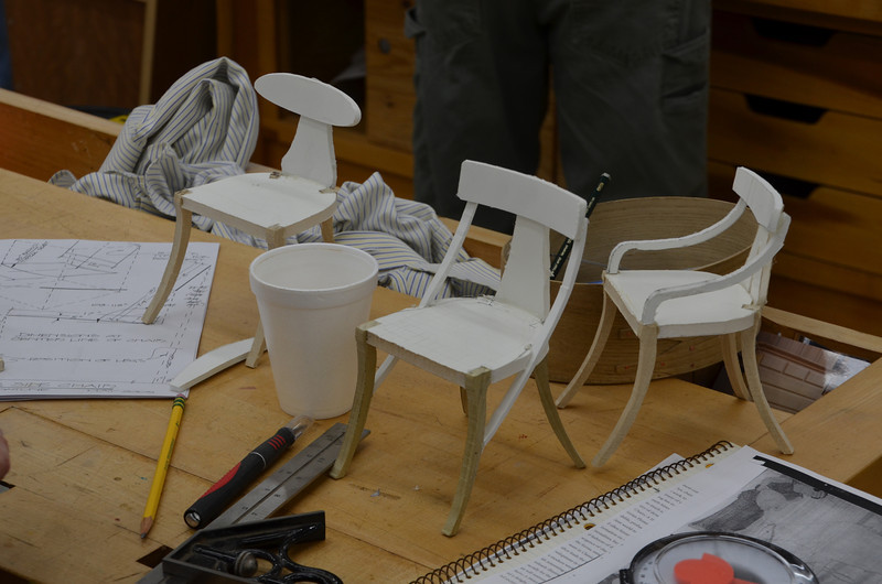 Designing Chairs w Fortune 18
