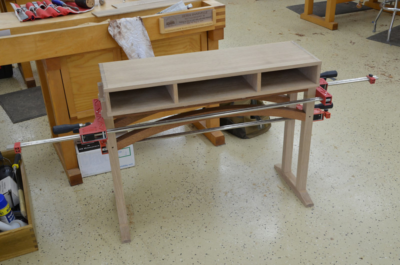 Entry Table with Pekovich 52