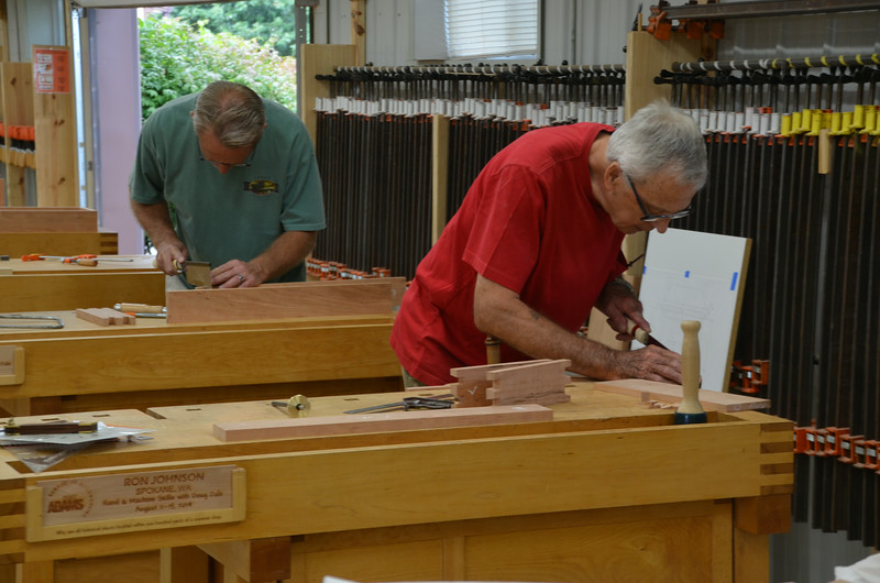 Hand & Machine Skills w Dale 34