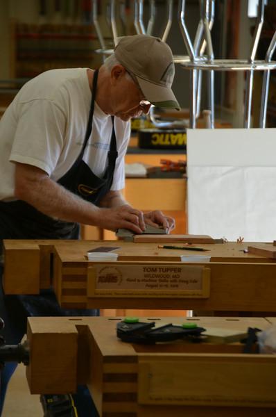 Hand & Machine Skills w Dale 63