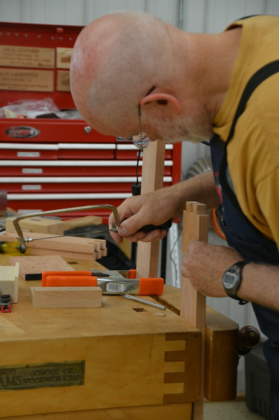 Hand & Machine Skills w Dale 42