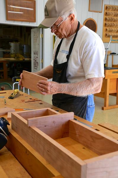 Hand & Machine Skills w Dale 49