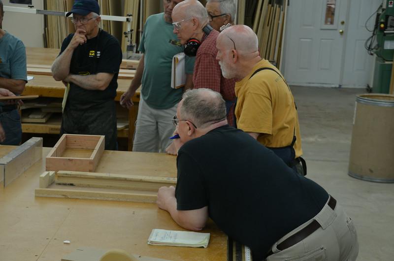 Hand & Machine Skills w Dale 23