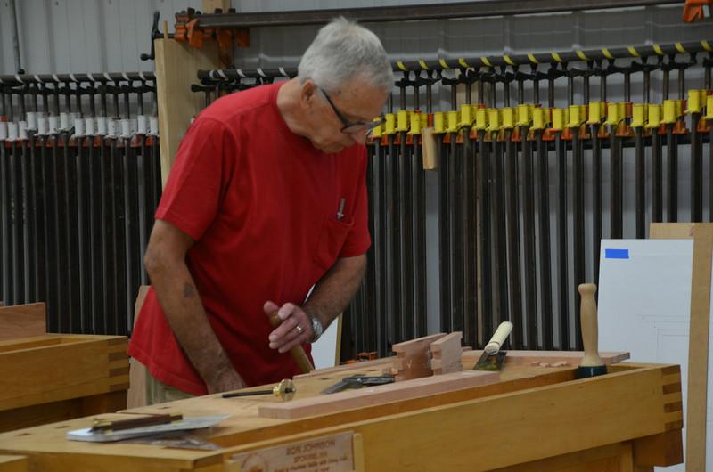 Hand & Machine Skills w Dale 32