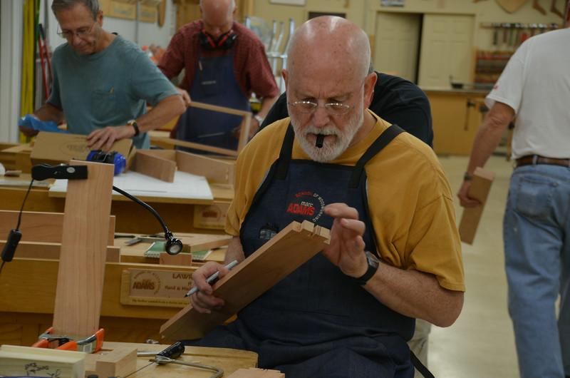 Hand & Machine Skills w Dale 45
