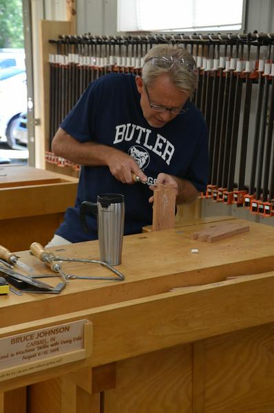Hand & Machine Skills w Dale 53