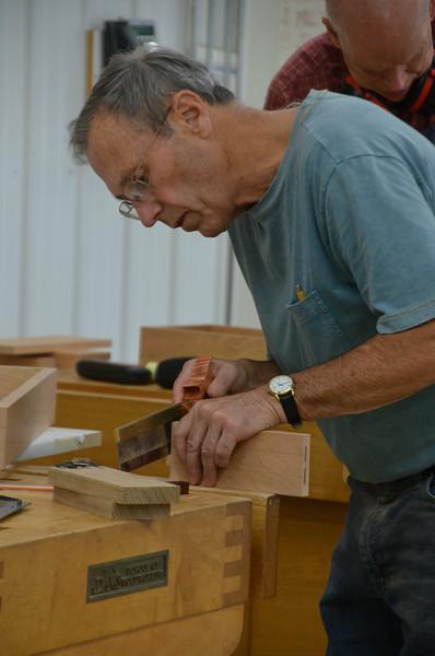 Hand & Machine Skills w Dale 41