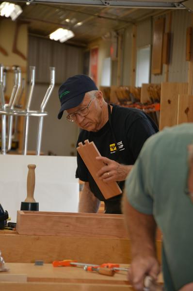 Hand & Machine Skills w Dale 40