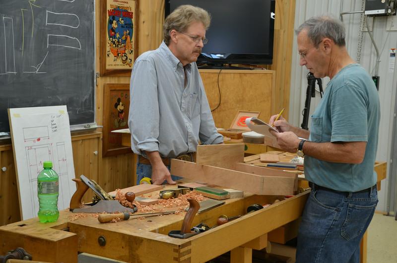 Hand & Machine Skills w Dale 58