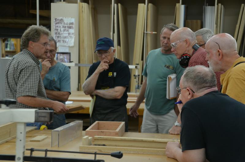 Hand & Machine Skills w Dale 22
