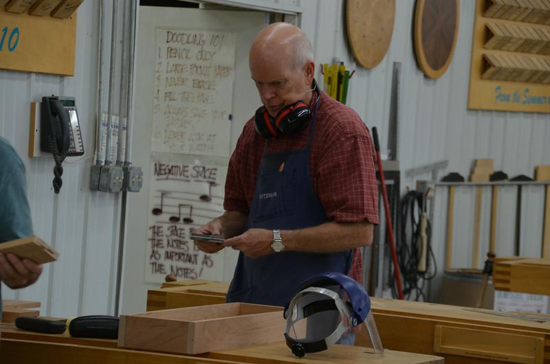 Hand & Machine Skills w Dale 36