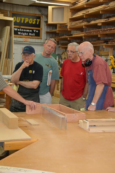 Hand & Machine Skills w Dale 21
