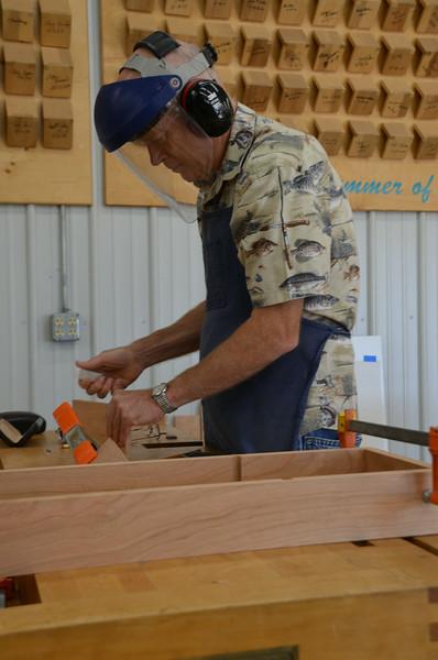 Hand & Machine Skills w Dale 50