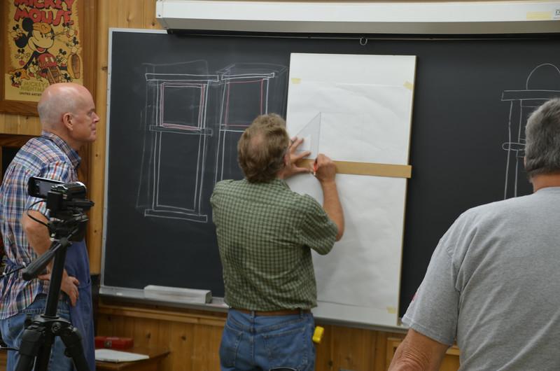 Hand & Machine Skills w Dale 6