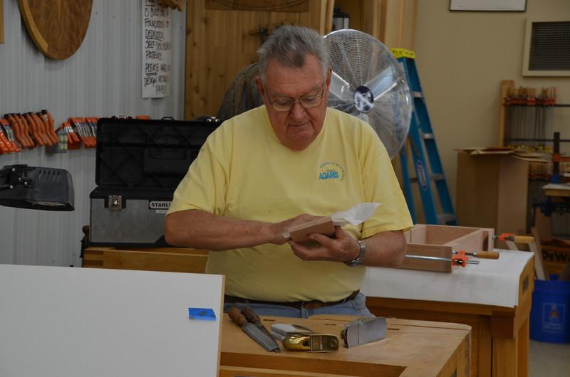 Hand & Machine Skills w Dale 46