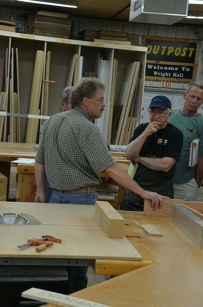 Hand & Machine Skills w Dale 20
