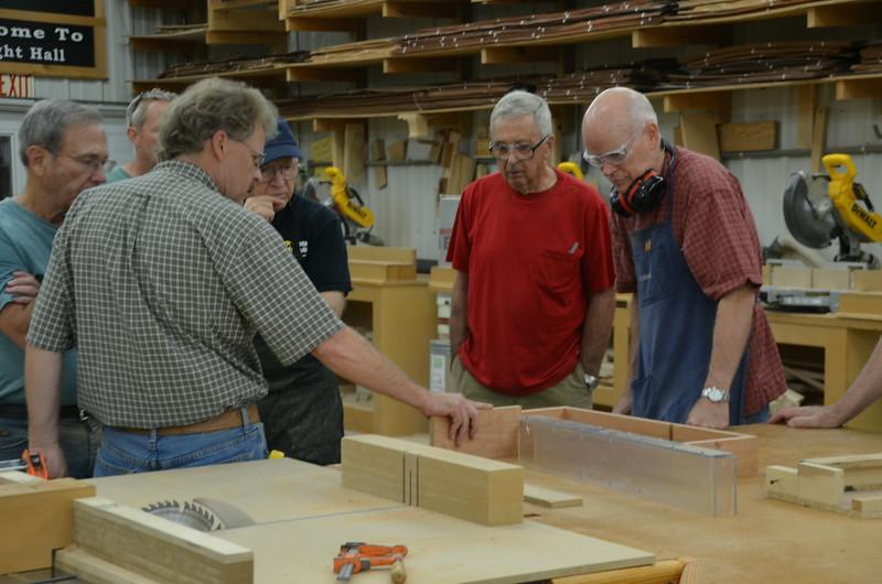Hand & Machine Skills w Dale 19