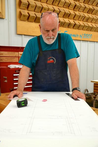 Hand & Machine Skills w Dale 8