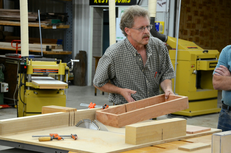 Hand & Machine Skills w Dale 15