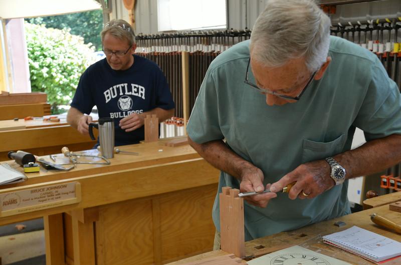 Hand & Machine Skills w Dale 55