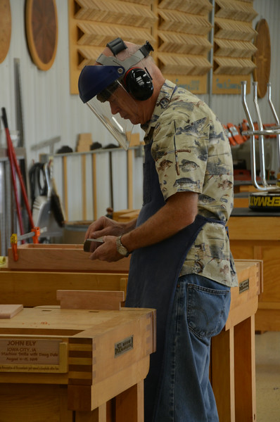 Hand & Machine Skills w Dale 65