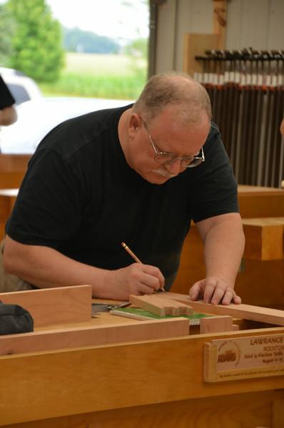 Hand & Machine Skills w Dale 43