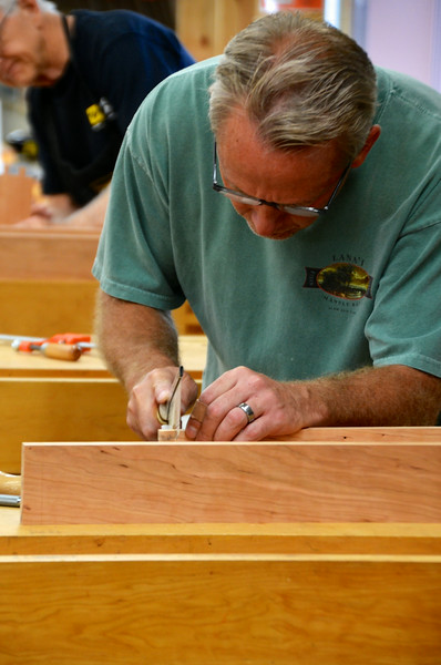 Hand & Machine Skills w Dale 39