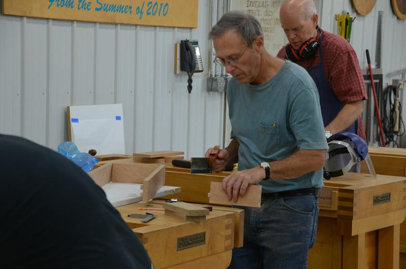 Hand & Machine Skills w Dale 37