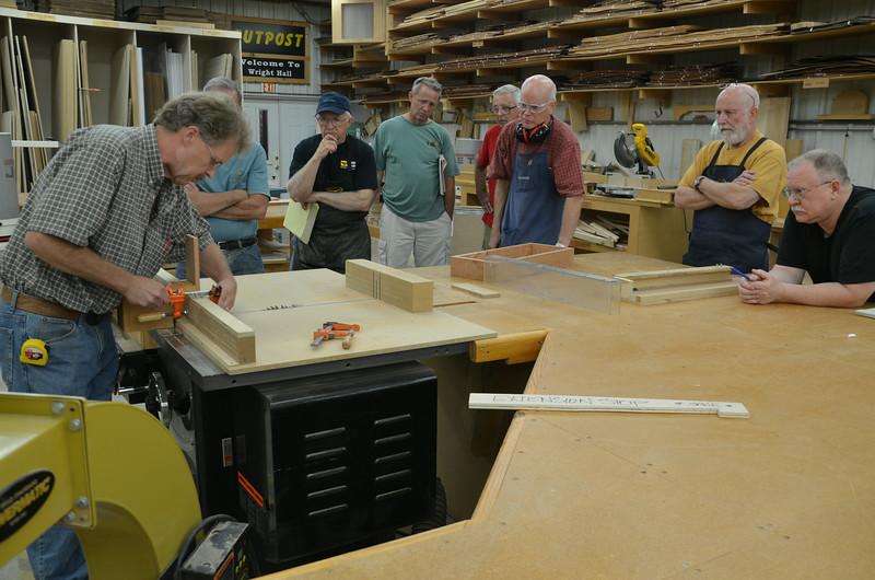 Hand & Machine Skills w Dale 27
