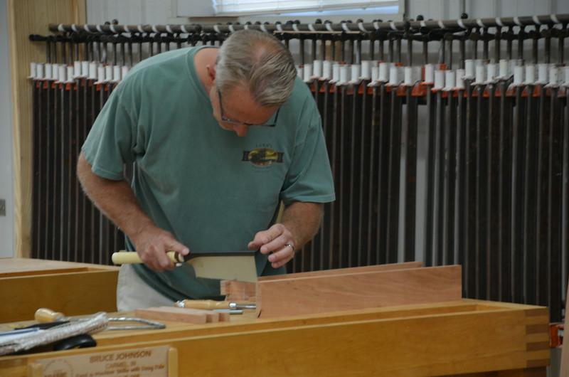 Hand & Machine Skills w Dale 33