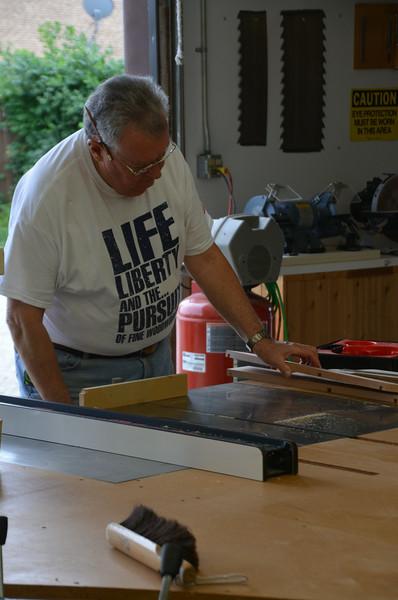 Hand & Machine Skills w Dale 44