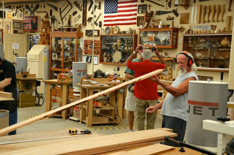 Hand & Machine Skills w Dale 12