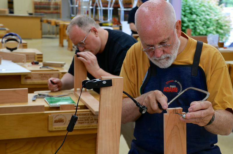 Hand & Machine Skills w Dale 30