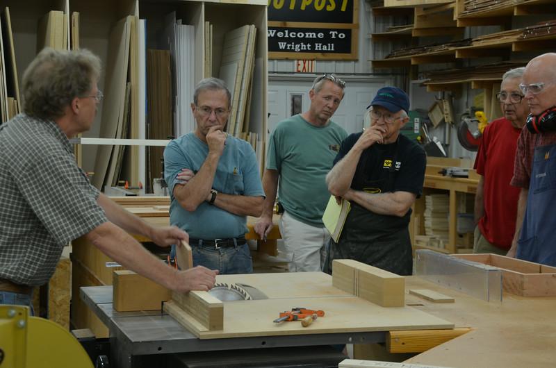 Hand & Machine Skills w Dale 16