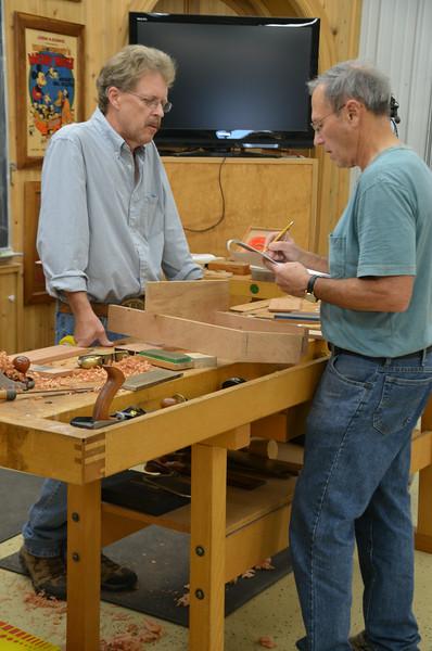 Hand & Machine Skills w Dale 59