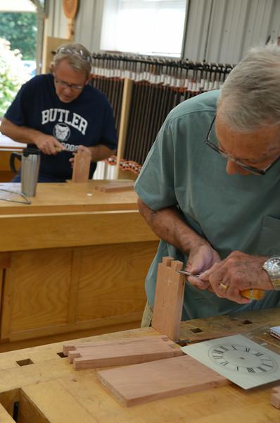 Hand & Machine Skills w Dale 54