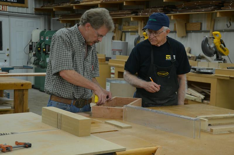 Hand & Machine Skills w Dale 29