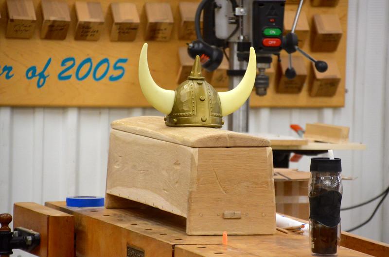 Viking Tool Chest w Burt 69
