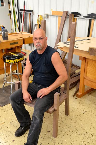 Rocking Chair w Adams 11