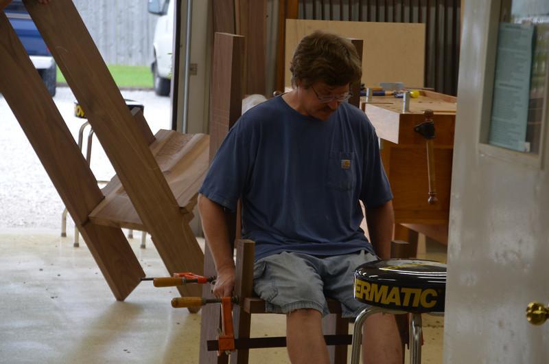 Rocking Chair w Adams 8