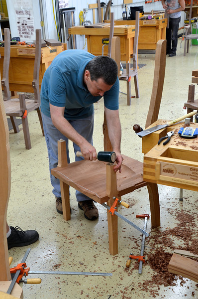 Rocking Chair w Adams 27
