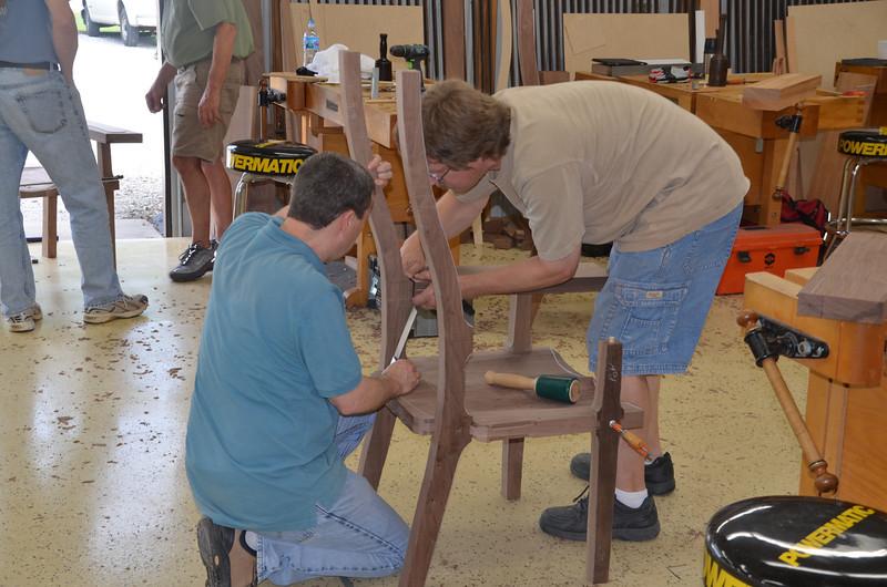 Rocking Chair w Adams 19