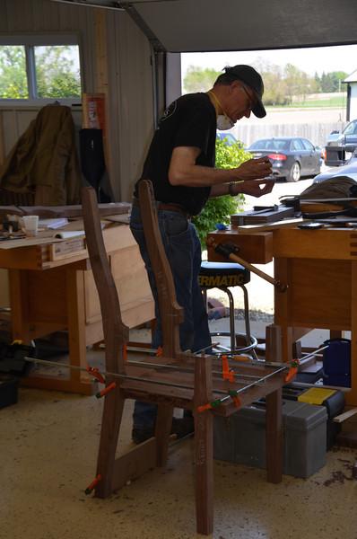 Rocking Chair w Adams 44