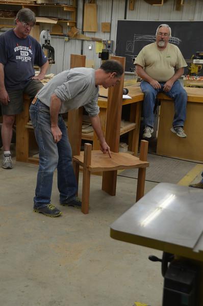 Rocking Chair w Adams 20