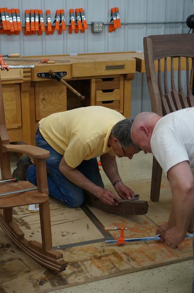 Rocking Chair w Adams 61