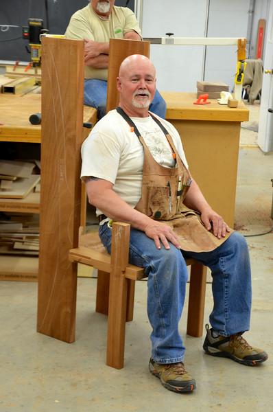 Rocking Chair w Adams 25